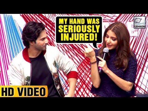 Anushka Sharma INJURED Her Hand While Shooting 'Su