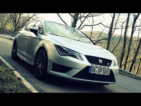 ' 2015 Seat Leon Cupra 280 Performance Pack ' Test Drive & Review – TheGetawayer