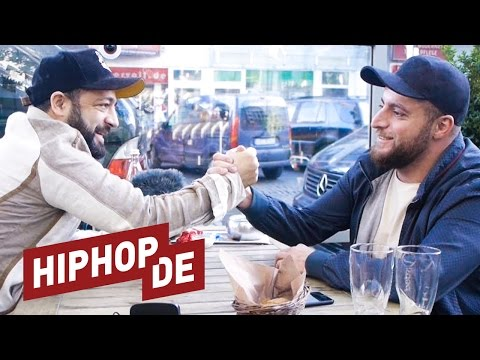 "KC Rebell über Xatar & ""Shisha-Rapper"" Interview 2015"