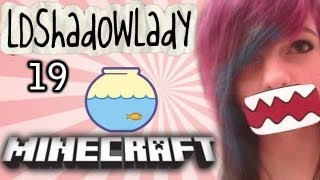 Lost in a fish bowl :3   Minecraft Singleplayer 19