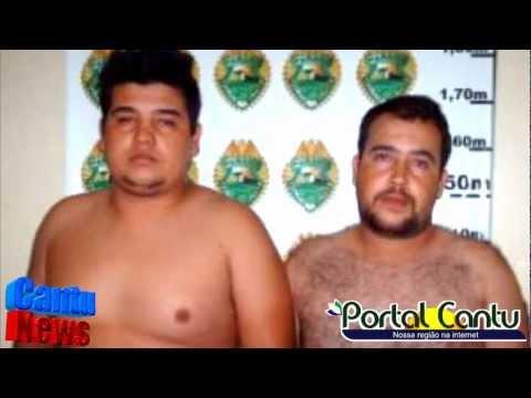 Guaraniaçu - Polícia prende acusados do assassinato de Luis Fernando Bertusso.