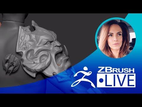 "Sculpting for Cosplay - Alicia Bellamy ""VertVixen"" - Episode 6"