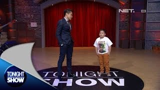 Video Tonight Show - Fatih Unru Komika cilik MP3, 3GP, MP4, WEBM, AVI, FLV Januari 2018