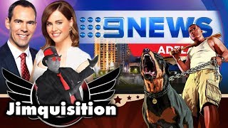 Video Grand Theft Adelaide (The Jimquisition) MP3, 3GP, MP4, WEBM, AVI, FLV Desember 2018