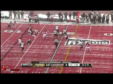 Terrance West vs Eastern Washington 2013 video.