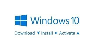 LinksWindows 10: https://thepiratebay.gd/torrent/12176822/Microsoft_Windows_10_Home_and_Pro_x64_Clean_ISOOffice and Windows 10 Activator: https://thepiratebay.gd/torrent/12222077/KMSpico_10.1.1_FINAL___Portable_(Office_and_Windows_10_Activatorhttp://www.utorrent.com/http://poweriso.com/http://www.win-rar.com/Step 1: Download and install uTorrent.Step 2: Download Windows 10 (link provided) through The Pirate Bay with uTorrent.Step 3: Download and install PowerISO.Step 4: Burn Windows 10 on a clean dvd-r disk.Step 5: Run startup (through boot menu) from disk on PC you'd like to install.Step 6: Follow the installation process until you boot to the home screen.Step 7: Install uTorrent.Step 8: Get Windows 10 Activator following the link.Step 9: Download and install WinRAR from the net.Step 10: Unpack the Windows and Office activator and follow the installation process.You're now fully running an activated Windows 10 product.You may like and subscribe to the page and please feel free to leave any questions or comments down below =)