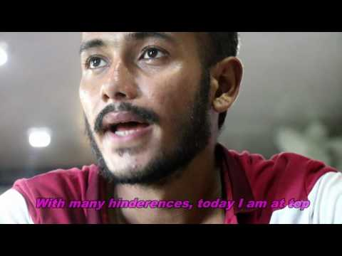 (Anish Luitel Sharing Experience about Mt. Everest...  3 min, 47 sec)