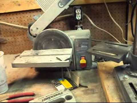 Knife Making: Sanding Jig