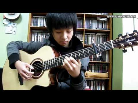 (Titanic Theme) My Heart Will Go On - Sungha Jung