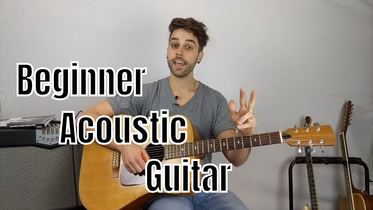 Acoustic Guitar Guide For Beginners (PDF)