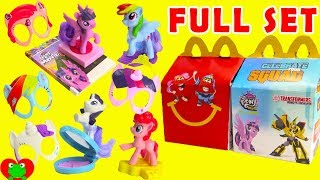 Nonton 2017 My Little Pony The Movie Mcdonald S Happy Meal Toys Full Set Film Subtitle Indonesia Streaming Movie Download