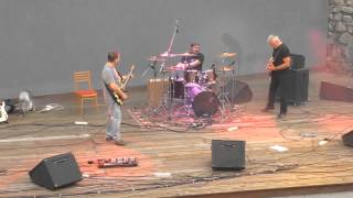 Video Black Clouds in Levice Castle 06/09/2014, Part 1