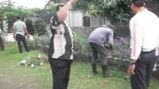 Gotong Royong Kelurahan Selayang II
