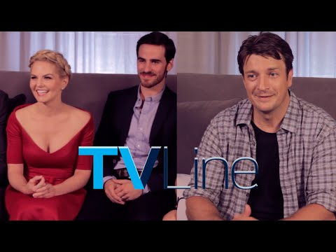 Comic-Con 2014 Outtakes & Highlights from TVLine [VIDEO]