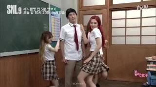 Video Red Velvet Seulgi, Wendy and Joy doing Sexy dance @ SNL MP3, 3GP, MP4, WEBM, AVI, FLV Agustus 2018
