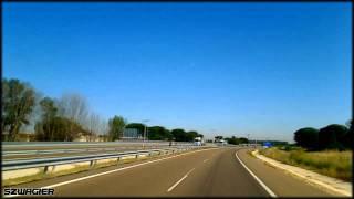 Boecillo Spain  city images : 270 - Spain. Carretera Nacional N-601 - Boecillo - Valladolid [HD]