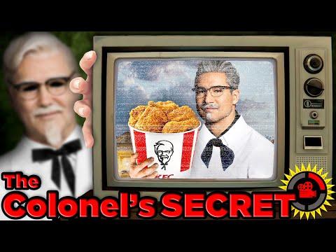 Film Theory: This Movie ExposedKFC's BIGGEST Secret! (KFC)