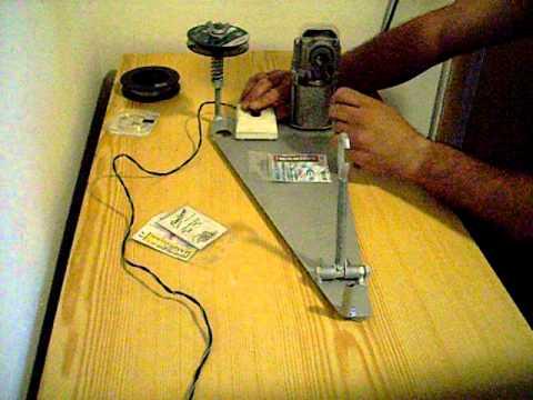 maquina de empatar anzois