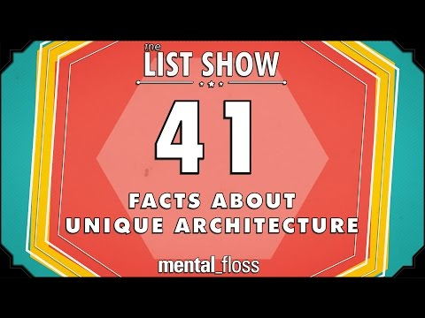 41 Fascinating Facts about Unique Architecture