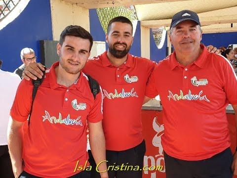 Resumen y entrega de Premios Campeonato de Andalucía de Petanca