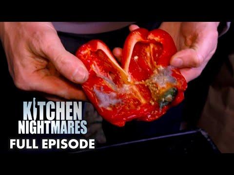 Owner Defends His Vile Fridge To Ramsay | Kitchen Nightmares