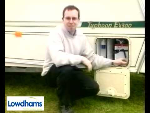 How To Use A Caravan 5: External Services - Electrics, Gas, Water and Waste