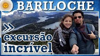O que fazer em Bariloche? Onde ficam os pontos turísticos? Que dicas de viagem são importantes na Argentina? Como organizar...