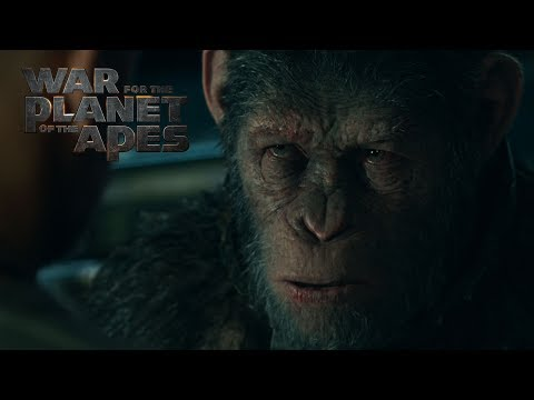 War for the Planet of the Apes (TV Spot 'I Showed You Mercy')