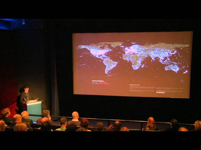 Internet and Information Geographies: Mark Graham at TEDxBradford