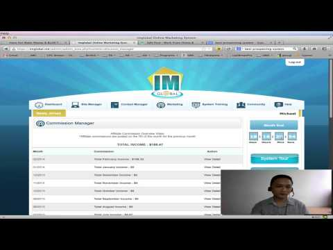 Imglobal – Best Seo blogging system to make money online and work from home with.
