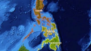 The Philippines' Geographic Challenge