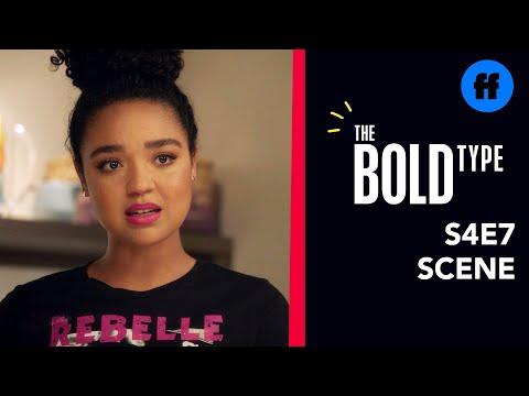 The Bold Type Season 4, Episode 7 | Kat Confronts Adena | Freeform