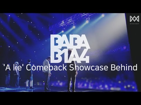 [BABA B1A4 2] EP.23 'A lie' Comeback Showcase Behind