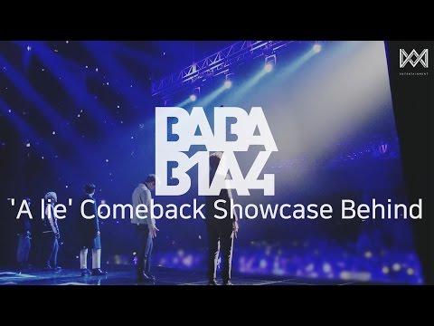 [BABA B1A4 2] EP.23 'A lie' Comeback Showcase Behind