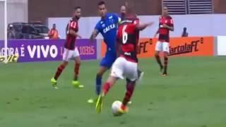 Flamengo x Cruzeiro- Rádio Globo ao vivo Flamengo x Cruzeiro brasileirão 2016 Gol Guerrero Flamengo 2 x 1 Cruzeiro 27ª...