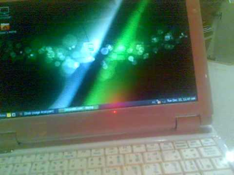 Linux Mint 8 on the Gecko Edubook