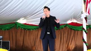 Hmong Arkansas New Year '14-'15 Kace Vang(Destiny's Lead Singer) - Hlub Koj Ntsiag To