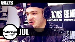 Video JUL - Freestyle (Live des studios de Generations) MP3, 3GP, MP4, WEBM, AVI, FLV Oktober 2017