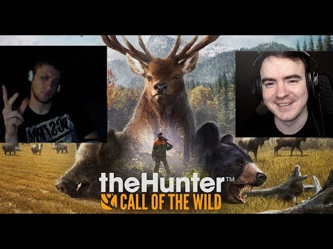 BlackUFA и ArtGames LP ● Лучшие моменты в The Hunter: Call of the Wild. 06/07/2017