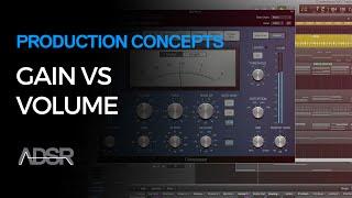 Video Gain vs Volume - Production Concepts MP3, 3GP, MP4, WEBM, AVI, FLV September 2018