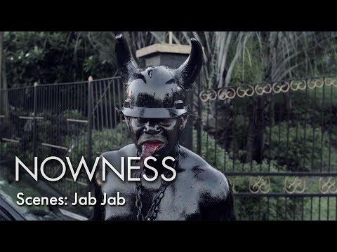 The Caribbean tradition of Jab Jab
