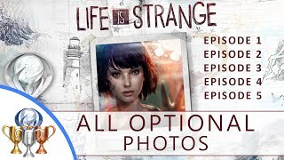 June 2017 Free PS Plus game. Life is strange optional photo collectible guide. Full game, episodes 1-5. Timeline below Episode 1: Chrysalis 0:22 Episode 2: O...