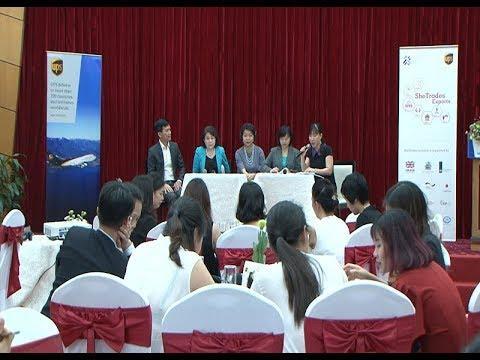 Thêm cơ hội thành công cho doanh nghiệp nữ