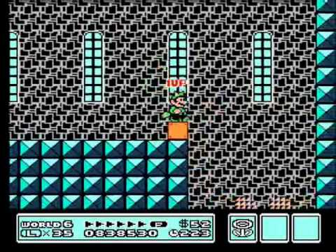 super mario bros 3 nes 1/26