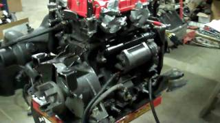 7. 2011 RZR S Weber Engine 150 HP Turbo for Polaris RZR or RZR S
