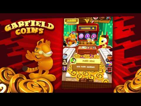 Video of Garfield Coins