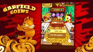 Garfield Coins YouTube video