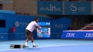 Tennis Highlights, Video - [HD]Nadal vs. Klizan   Beijing 2014   China Open QF