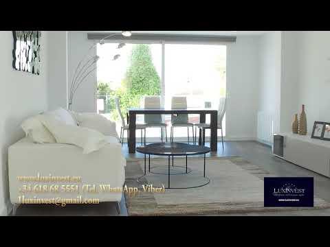 Новая вилла в Альбире в стиле хай-тек! Виллы в Бенидорме от 500.000 евро!
