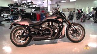 10. Harley-Davidson of Scottsdale 2012 V-Rod Night Rod Special VRSCDX Charcoal Satin